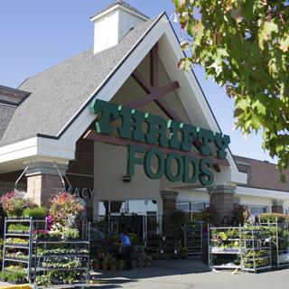 Thrifty Foods Store Entrance