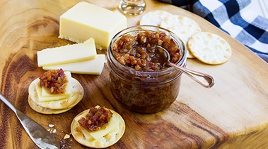 Bacon, Onion and Whiskey Jam