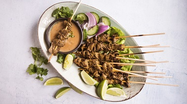 Black Canyon Ranch Beef Satay