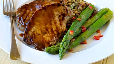 BC Beer Brined Pork Chops