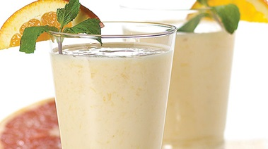 Citrus Fruit Smoothies