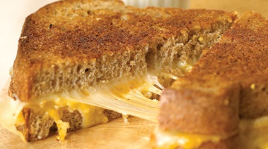 Oooey-gooey Grilled Cheese Sandwiches