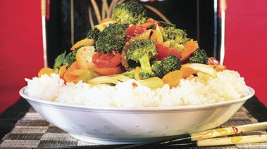 Organic Vegetable Stir Fry