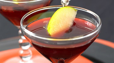 Pomegranate Apple Martinis