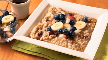 Quinoa Porridge with Fruit