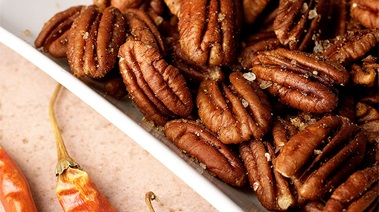 Southern-spiced Pecans