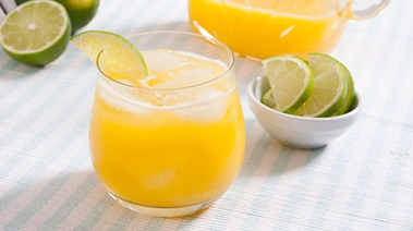 Tropical Mango Limeade